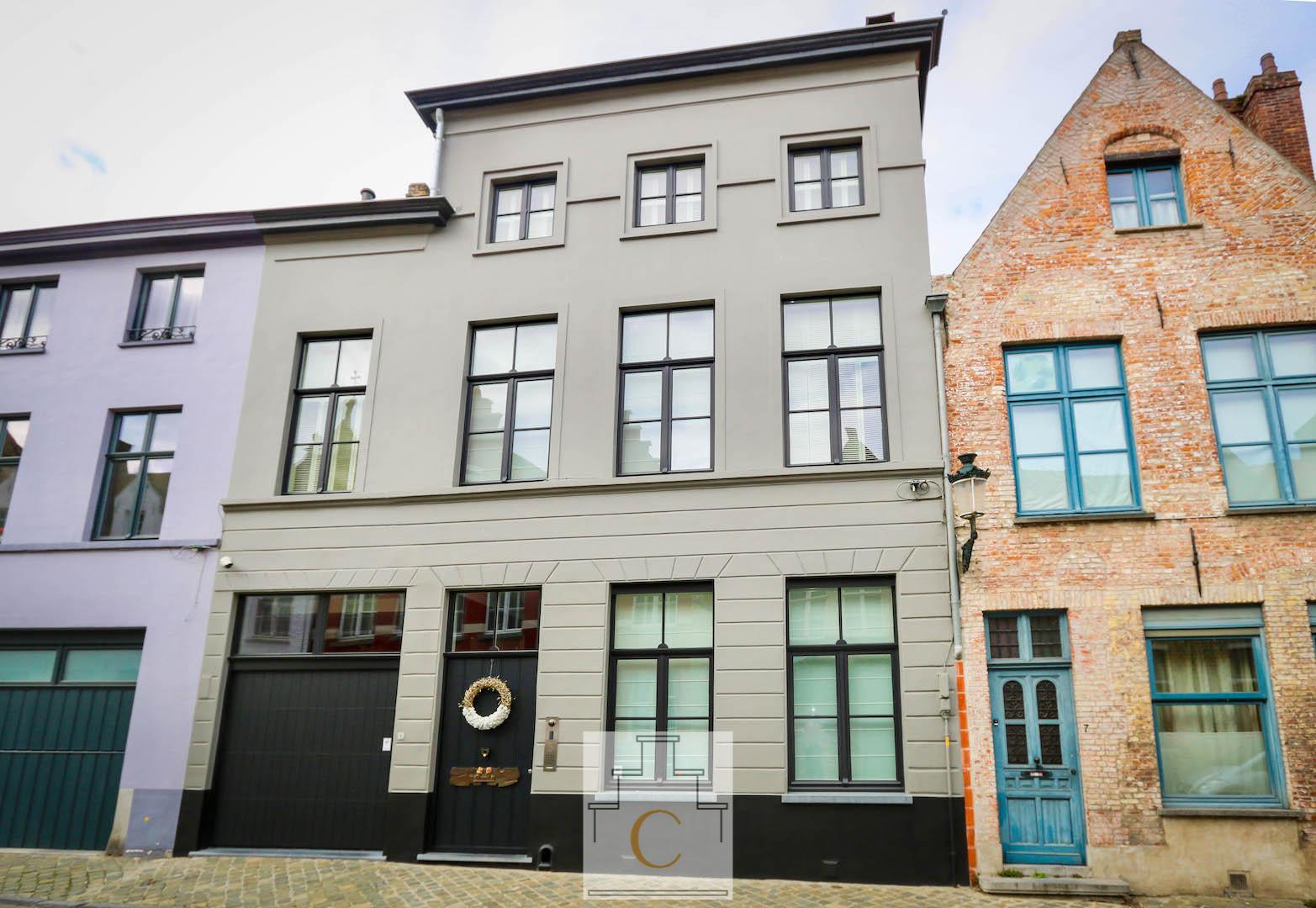 klassewoning nabij St Walburga, garage en dakterras