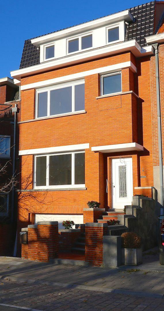 Prachtwoning 'urban style' met garage en tuin – 4 à 5 slpks en 2 badk - Kristus Koning, residentiële ligging